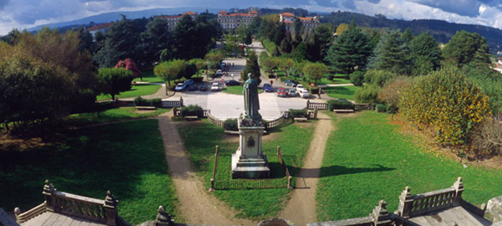parking Universidades de Santiago de Compostela